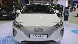 Hyundai Ioniq Electric to debut in India at Auto Expo 2018