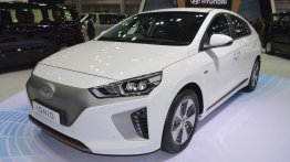 Hyundai Ioniq electric at 2017 Thai Motor Expo - Live