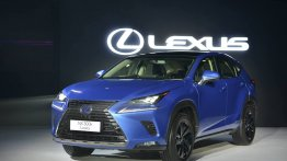 Lexus NX prices announced, range starts at INR 53.18 lakh