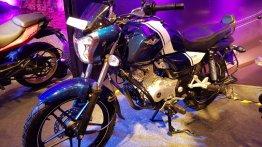 2018 Bajaj V15 unveiled; now comes with pillion backrest