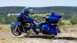 Indian Roadmaster Elite India launch in February - Report