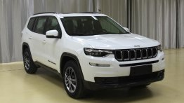 2018 Jeep Grand Commander leaked, features & specifications revealed