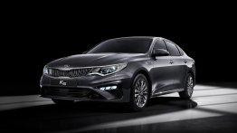 2018 Kia K5 (Kia Optima) facelift officially revealed