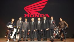 Honda Super Cub launched in Thailand at THB 47,100