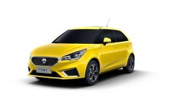 Second MG plant to be focused on small cars and SUVs - IAB Report