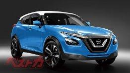 Next-gen Nissan Juke to arrive in August - Report