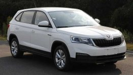 Skoda Kamiq compact SUV to debut at Auto China 2018