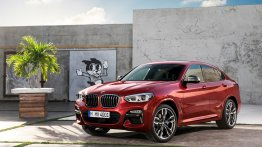 BMW firm on launching the BMW X4 SAC in India in 2019 - Report