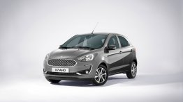 India-made Ford Ka+ to be discontinued in Europe - Report