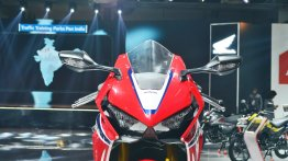 2018 Honda CBR1000RR Fireblade SP - Auto Expo 2018 Live