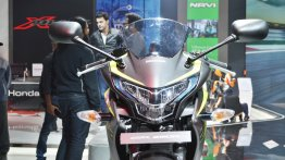 2018 Honda CBR250R & 2018 Honda CB Hornet 160R - Auto Expo 2018 live