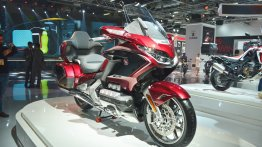 2018 Honda Goldwing Tour - Auto Expo 2018 Live