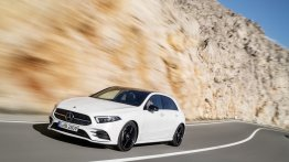 Mercedes-AMG A 35 to debut at Paris Motor Show, hardcore Mercedes-AMG A 45S confirmed