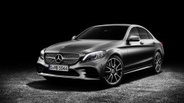 Mercedes C-Class 2.0L petrol launched, priced from INR 40.90 lakh