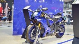 2018 Yamaha YZF-R1 - Auto Expo 2018 Live