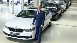 BMW starts assembling BMW 6 Series Gran Turismo in India