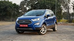 Development of next-gen Ford EcoSport commences in Brazil - Report