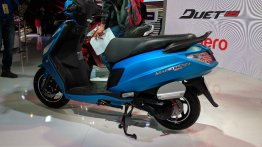 Hero Maestro Edge 125 India launch on track for the festival season