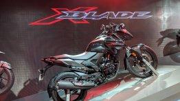 Honda X-Blade to get a facelift around the festive season - Report