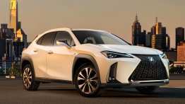Production Lexus UX small SUV officially revealed