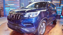 Mahindra Alturas to be available in G2 & G4 variants - Report