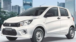 Maruti Celerio Tour H2 taxi variant launched, priced at INR 4.21 lakh