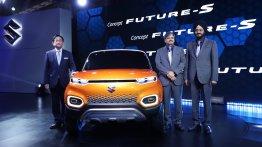 Maruti Future S Concept - Auto Expo 2018 Live