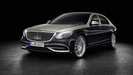 Mercedes-Maybach S-Class with new customisation options to debut at 2018 Geneva Motor Show
