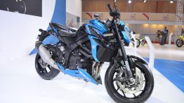Suzuki GSX-S750 launched in India at INR 7.45 lakhs