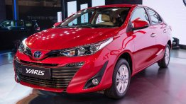 Toyota Yaris available with discounts & offers worth INR 1 lakh