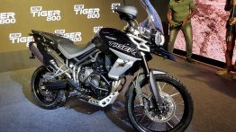 2018 Triumph Tiger 800 range launched in India