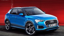 First-ever Audi Q1 to boost SUV sales for Audi from 2020 - Report