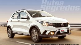 Fiat Argo could gain an adventure variant this year - Report