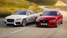 Jaguar XE and Jaguar XF with Ingenium petrol engine launched in India
