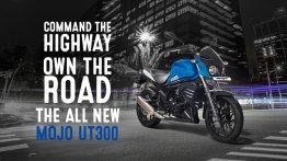 Mahindra Mojo UT300 launched at INR 1.39 lakhs