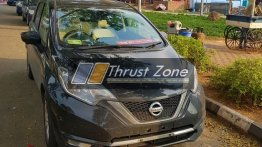 Nissan Note e-Power spied in India yet again