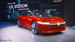 VW I.D. Vizzion concept with 665 km range unveiled, production confirmed - Video