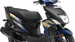 New colours of Yamaha Cygnus Ray-ZR launched in India