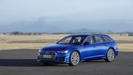 2018 Audi A6 Avant officially revealed