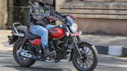 Bajaj Avenger 180 Street - Test ride review