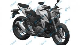 2019 Suzuki GSX-S300 to be based on Haojue HJ300-A?