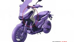 Honda X-ADV patented in India - Report