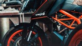 KTM 390 Duke 'StreetX2' by Autologue Design [Video]