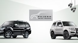 Mitsubishi Pajero Final Edition (Mitsubishi Montero Final Edition) revealed