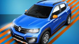 Renault Kwid Electric being developed in China, India launch likely
