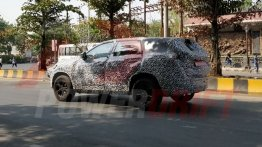 Fresh spy shots of Tata H5X surface online