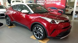 Toyota Izoa crossover reaches Chinese showrooms