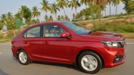 Top-spec Honda Amaze VX CVT launched, Prices start at INR 8.56 Lakh