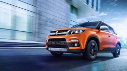 Maruti Vitara Brezza clocks 4 lakh cumulative sales