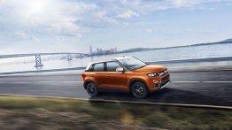 Maruti Vitara Brezza available with exchange bonus of INR 25,000